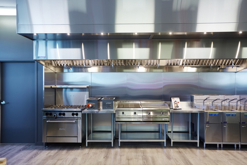 FAST Kitchen Hoods | Canada's Leading manufacturer of commercial Hoods