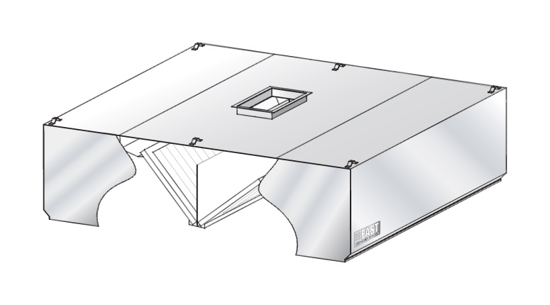 Grease Hood SSH-C